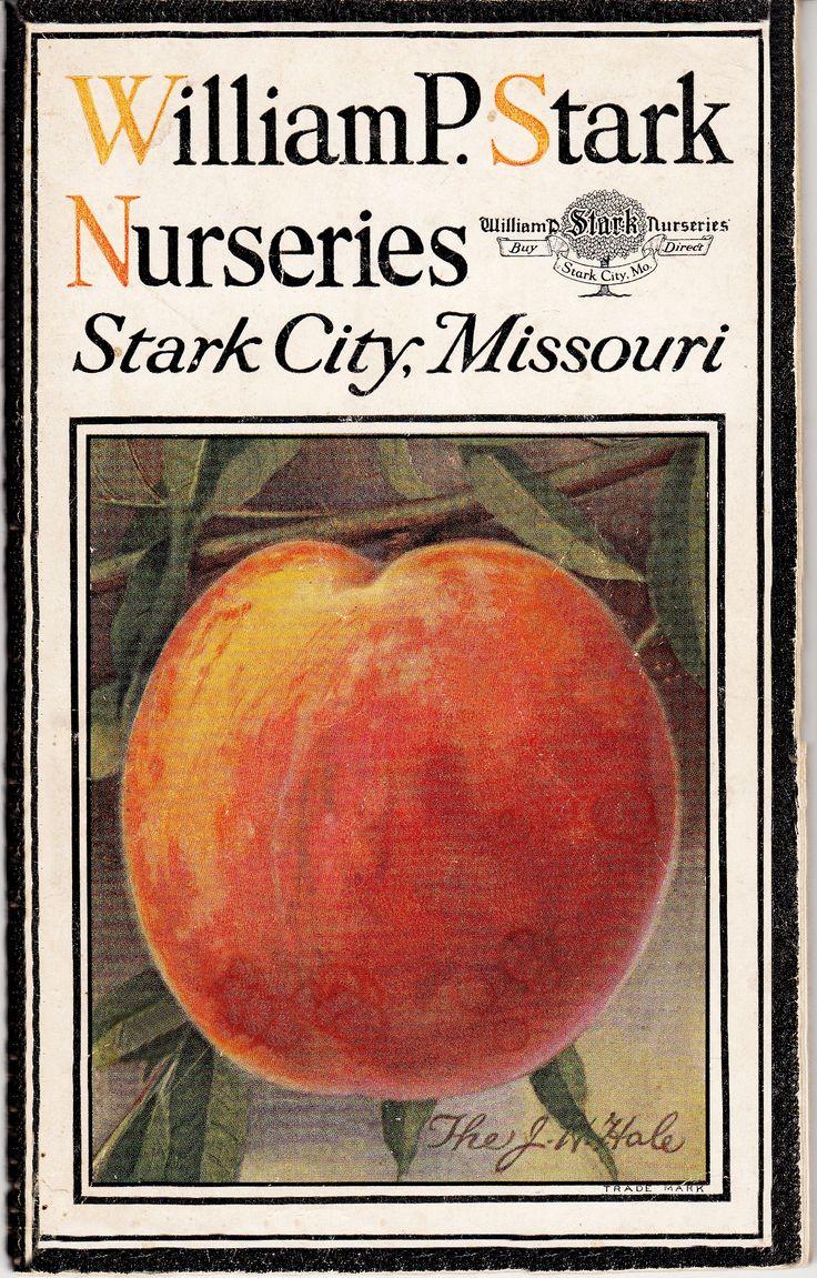 William P Stark Nurseries - Catalog - Missouri  USA 1913