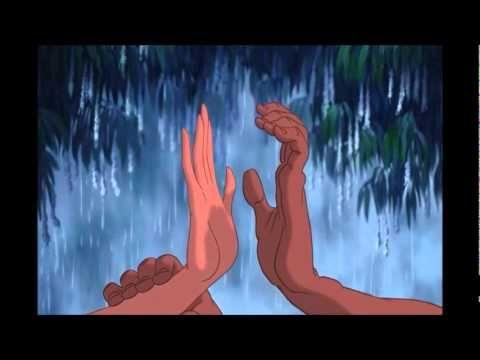 viewed 2/15 and is classroom appropriate Tarzan - En mi corazón vivirás