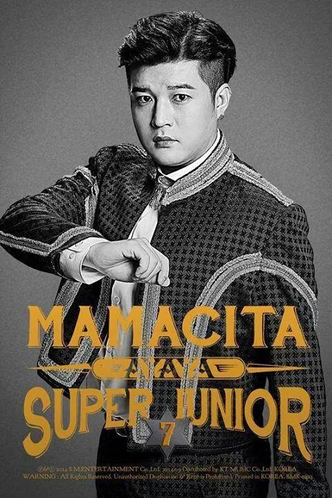#MAMCITA foto teaser Shindong