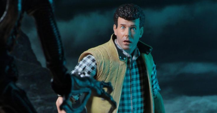 Paul Reiser could not be 'prouder of Aliens action figure #Celebrity #Paparazzi #action #aliens #could