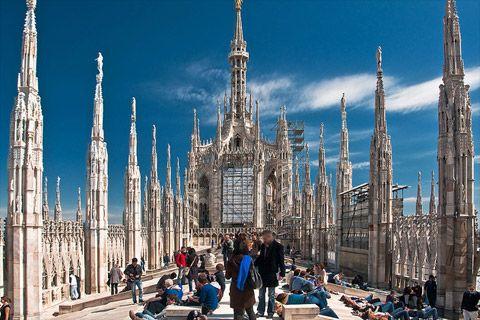 Cose da fare assolutamente a Milano: salire sul Duomo! Ecco prezzi e orari ;)