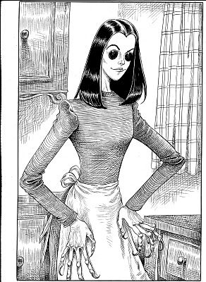 must have the Chris Riddell illustrated Coraline coming out next year.