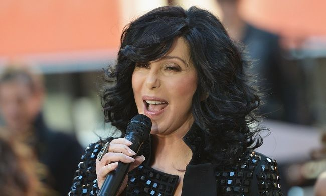 Cher made an incredibly generous donation to residents of the troubled town.