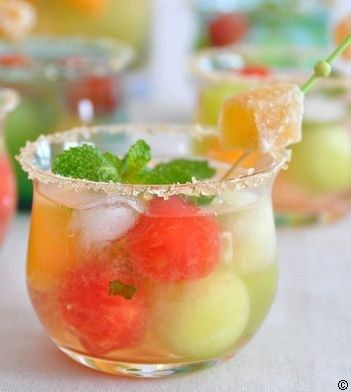 Melon-Rumballa #best recipe to try