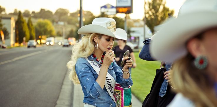Rodeo Queens of the West — Matter — Medium....its a great read for anyone interested in rodeo queening or that lifestyle.