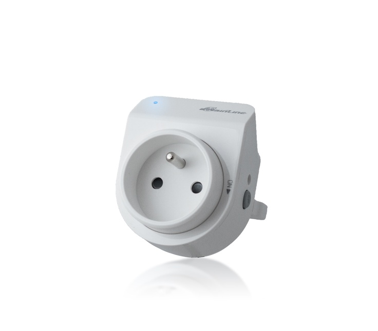Mainline Power French Socket White.