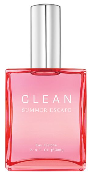 Summer Escape Clean perfume - a new fragrance for women 2011/