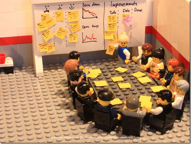 How to teach Problem Solving with Lego