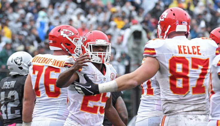 Chiefs' schedule presents ingredients for 2015-style run = Considering the circumstances and the opponent that helped provide the Kansas City Chiefs their best offensive day of the season, there's reason to be skeptical — especially when recalling their pre-bye week no-show in Pittsburgh.  Andy Reid's post....