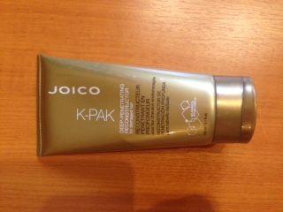 oana's blog: Joico K-Pak Deep penetrating reconstructor - pasul...