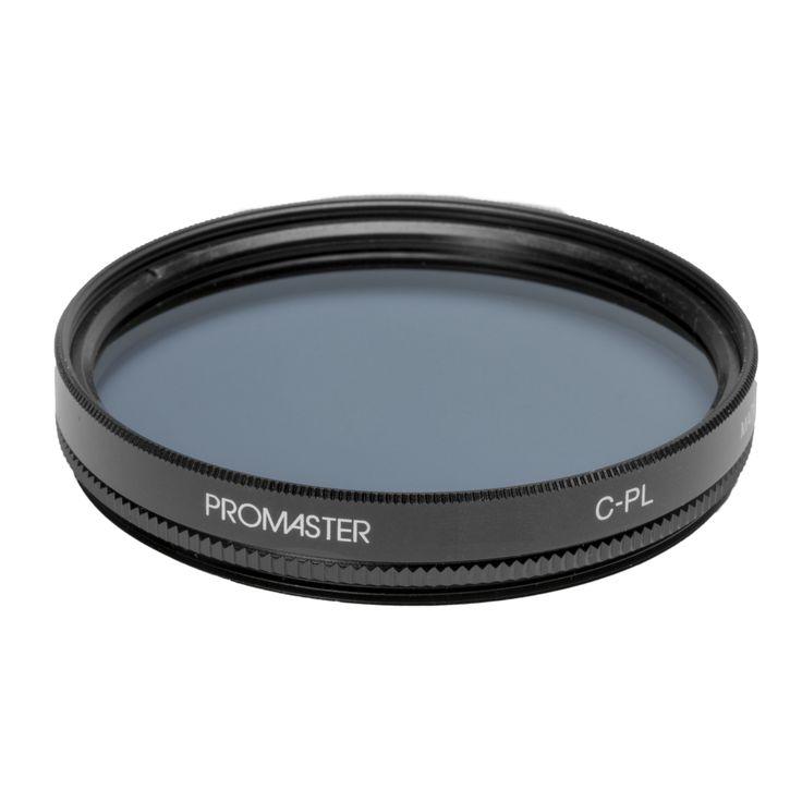 Buy ProMaster 55mm Circular Polarizer Filter - National Camera Exchange
