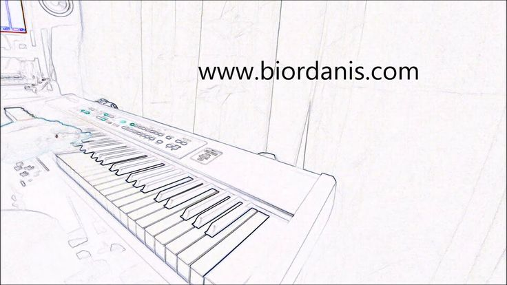 #u2, #achtung #baby, #Mysterious #Ways,  #Piano #cover, #music #improvisation by #BIordanis, #hd
