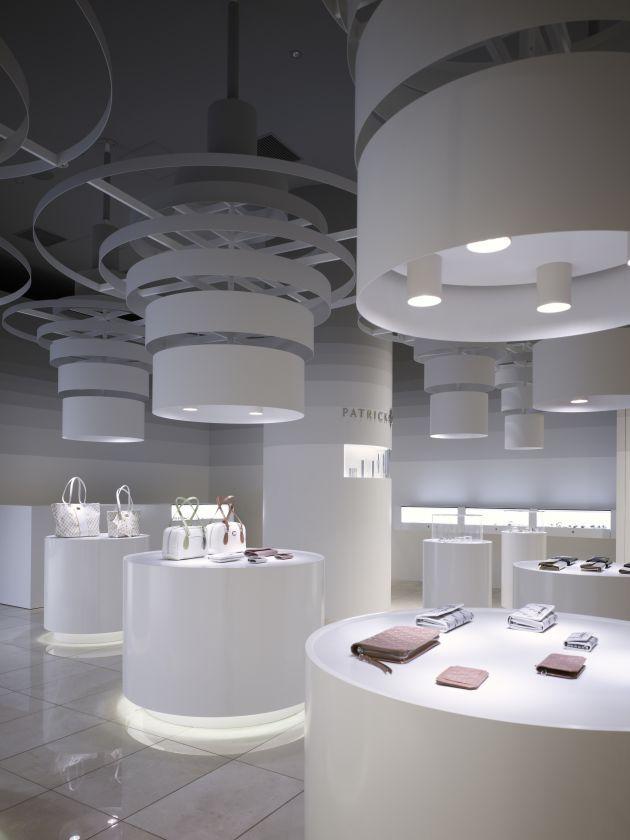Patrick Cox Shop Sinato Store Interior DesignStore