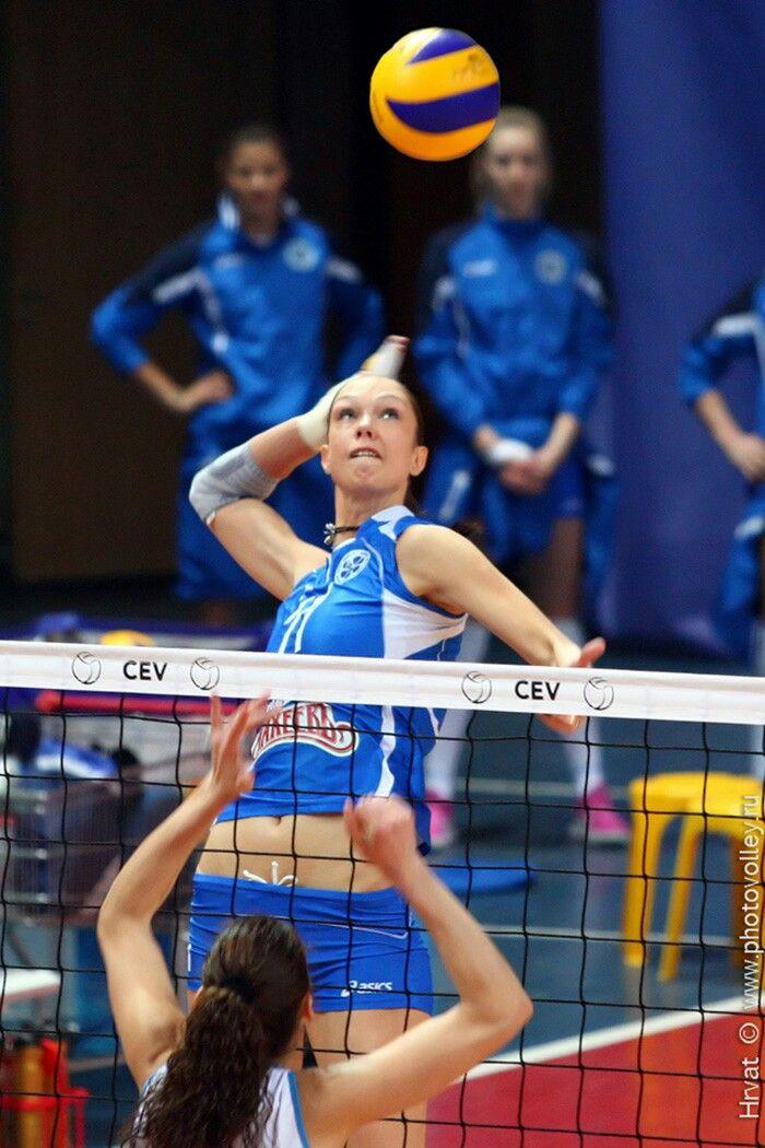 Ekaterina Gamova Female Volleyball Players Olympic Volleyball Volleyball Players