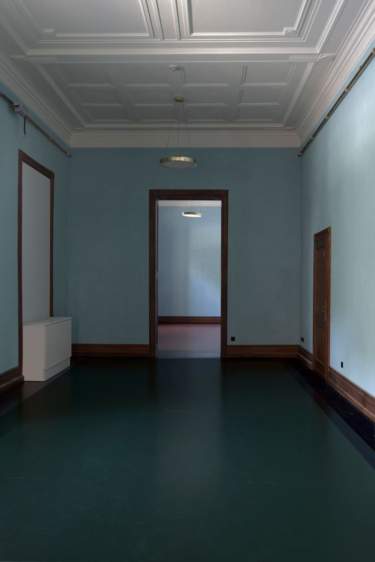 David Chipperfield Architects · Interior Restoration Schiller National Museum · Divisare