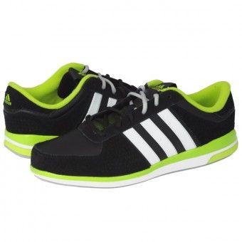 Adidas negru verde