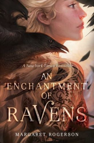 14 books like Harry Potter for teens, including An Enchantment of Ravens by Margaret Rogerson. These are great new books for teens to read next.
