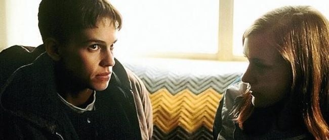 Hilary Swank - Brandon Teena, Boys Don't Cry (1999). Greatest Moment: You looking at me? Checking his form in the mirror. For more, visit: Facebook Page: https://www.facebook.com/TheEastSideStory; Twitter Handle: (@TESSfilmfest); Website: www.tessfilmfest.in