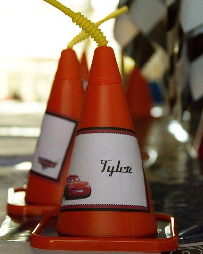 Disney Cars/Children Birthday Party Ideas