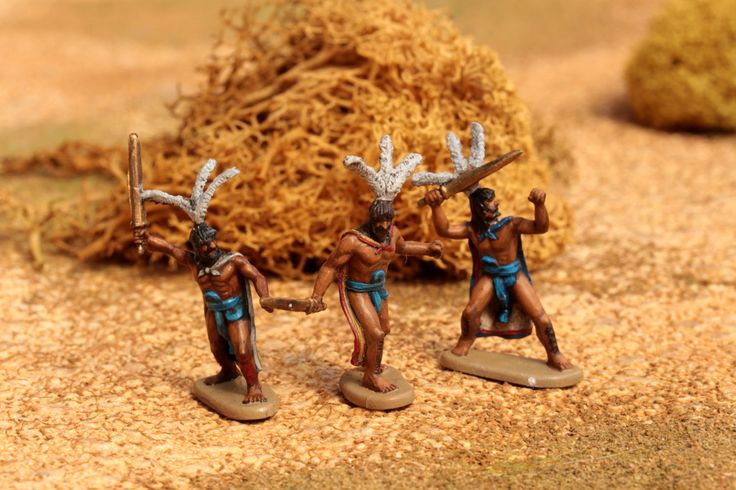 1/72 Ancient Libyans by Hät - minis mini figurines figurine figures figure 20mm 1/72 ancients painting plastic toy soldier miniatures Philotep