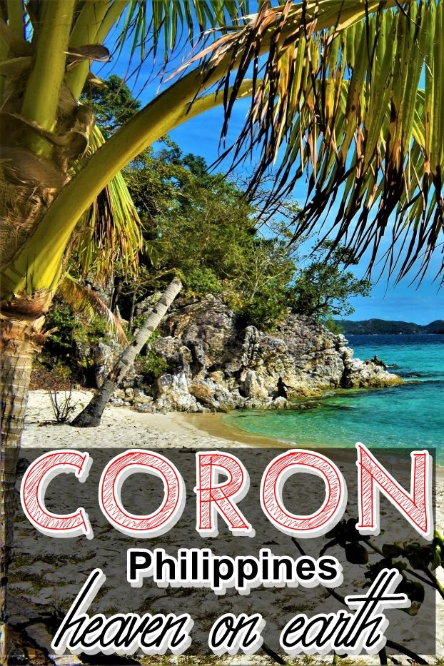 Coron, Palawan - heaven earth We went in two organized hopping island tours, climbed 700 steps to see the sunset on Mount Tapyas, and we crossed the island on two wheels, an adventure that marked me for life, right above my right foot ankle. But besides the memories left on my body, I took a lot of photos of the gorgeous places I've explored.