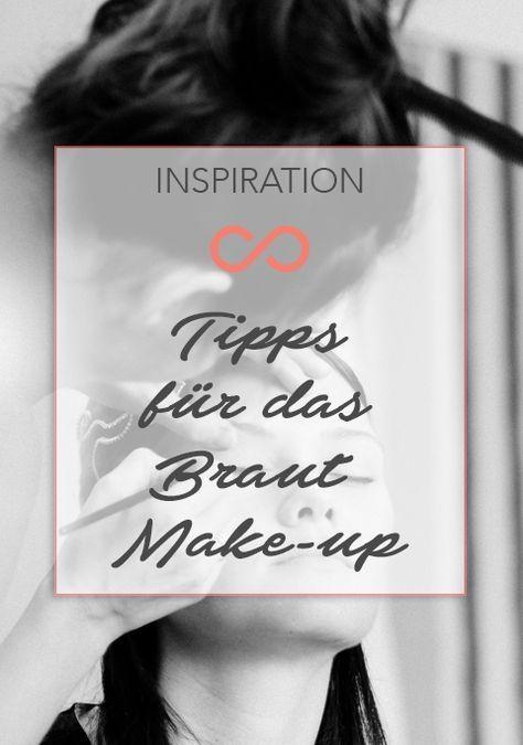 Tipps für das Braut Make-up: Schminktipps für die Hochzeit – Hochzeit – #Braut…