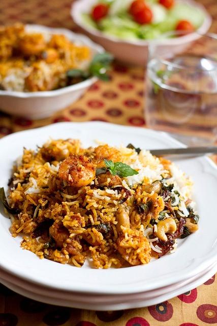 Prawn-Shrimp Biryani by SpandanaB, | Rice ( Biryani, Pulao ,Pilaf ...