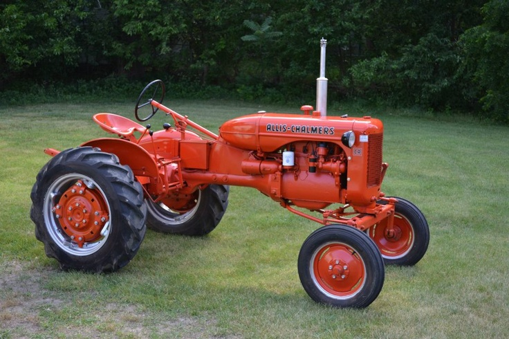 chalmers singles Allis chalmers (model b), please contact us for the latest price and availability single inlet #: 1610021 allis chalmers (model b), £4200.