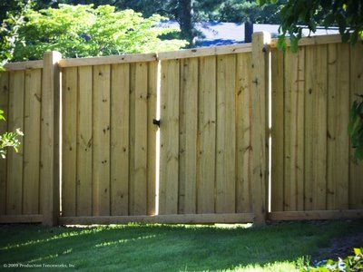 How To Build A Double Swing Wooden Gate Woodworking