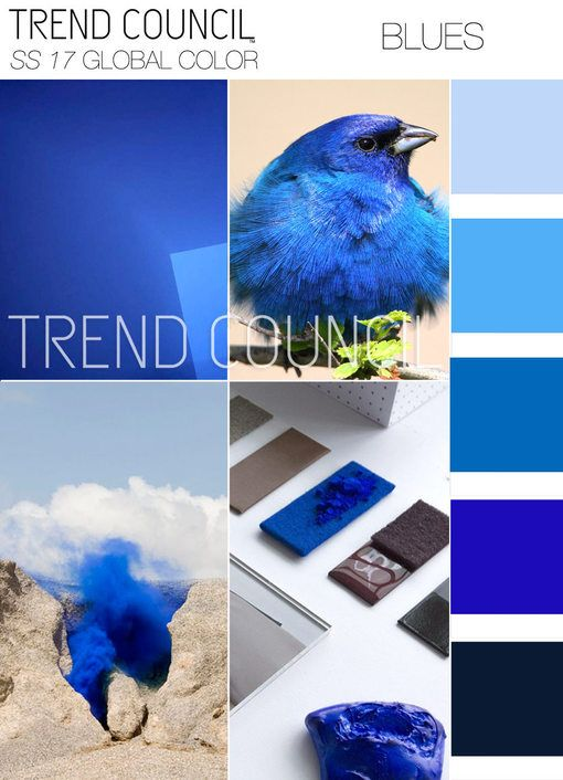 TREND COUNCIL: Palheta de cores Primavera/Verão 2017 - Tendências (#586138)