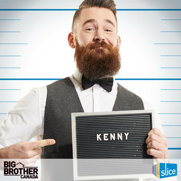 Kenny Brain – Big Brother Canada Season 2