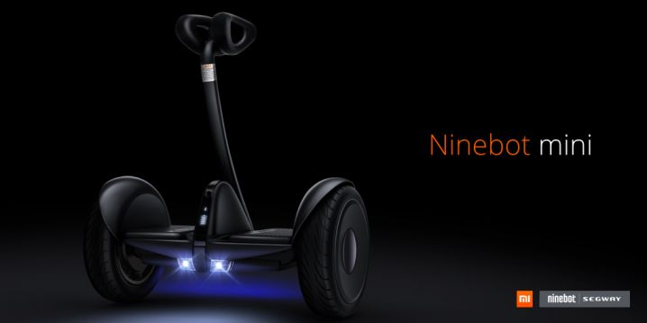 Xiaomi launches Ninebot Mini and 60 inch 4K Mi TV3