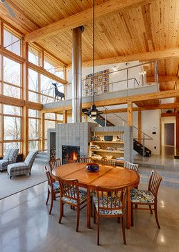 16 best modern timber frame images on pinterest contemporary