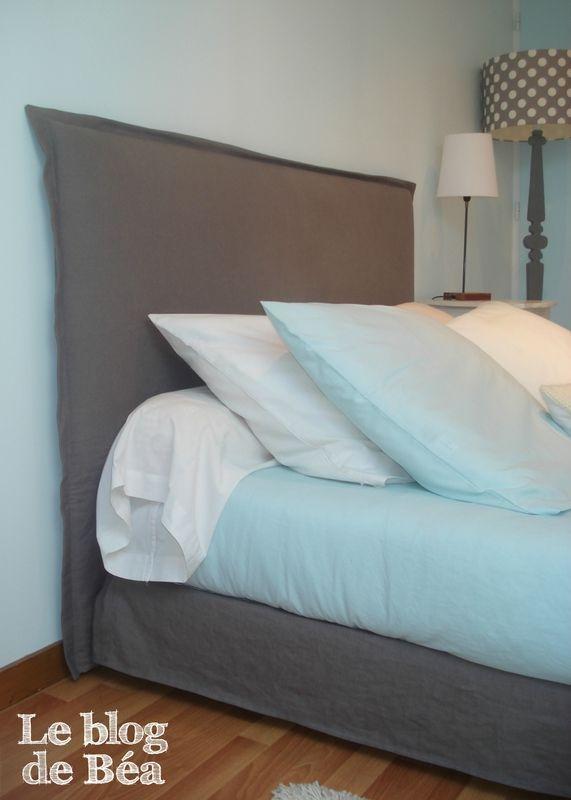 tete de lit capitonne maison du monde stunning chambre zoom sur le bout de lit with tete de lit. Black Bedroom Furniture Sets. Home Design Ideas