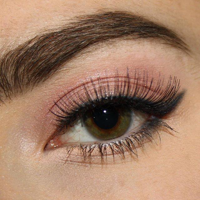 New blog post for this eye look + full face tutorial will be up tomorrow!  Any guesses to what it might be?  #makeup #beauty #eye #eyes #eotd #eyebrows #eyeliner #eyelashes #eyeshadow #eyemakeup #coastalscents #revealed2 #abh #wingedliner #wingedeyeliner #falsies #browneyes #bhcosmetics #klaralashes #blog #blogger #bblogger #beautyblogger #bbloggerau #beautybloggerau #instabeauty #instamakeup #instabeautyau #pinkeyeshadow #blueeyeliner