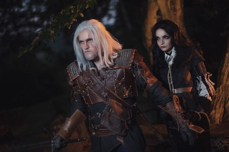 geralt and yennefer by - photo #5