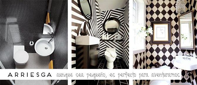 decoración pequeño baño - homepersonalshopper