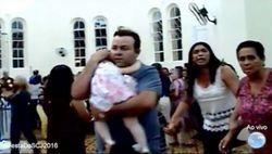 Homem entra em igreja para fugir de atiradores no RN