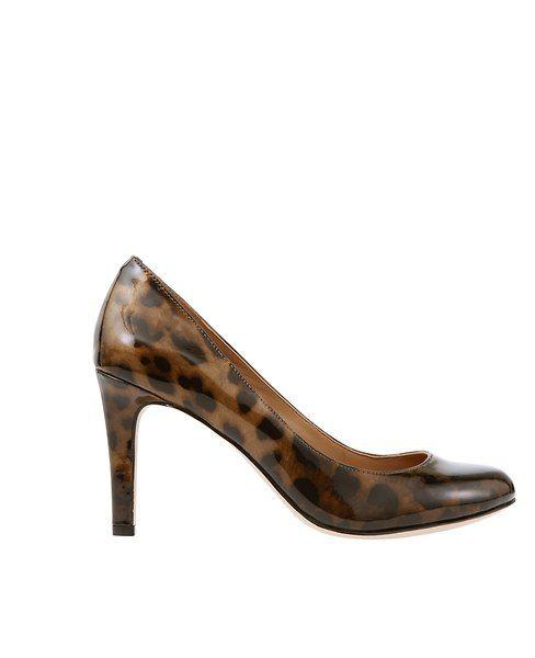 Anne Taylor Leopard Flats Shoe
