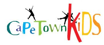 """Cape Town Kids tells you all you need to know about family friendly Cape Town! fun things to do with kids, family friendly restaurants, parks, beaches, hikes and play places, Holiday activities and so much more!"""