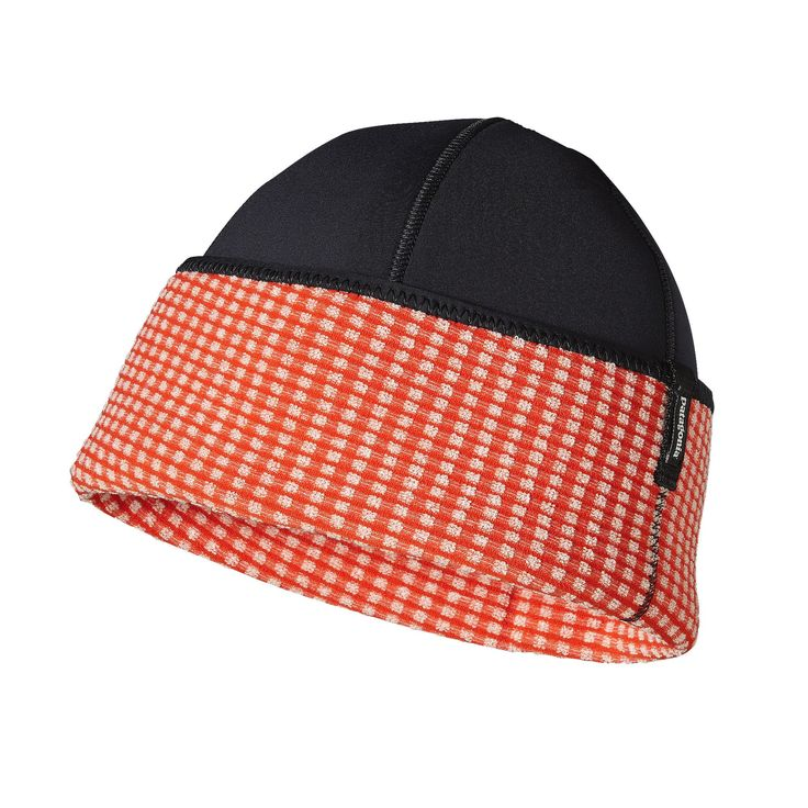 Patagonia Water Heater Beanie Answer To Cold Water Surf