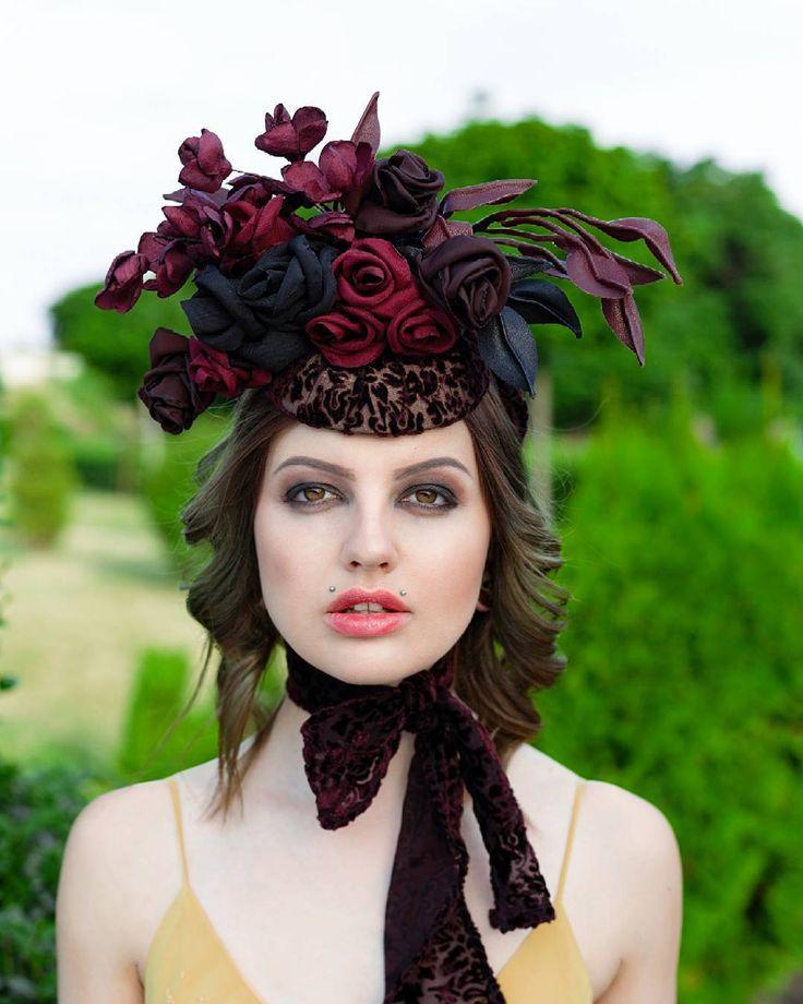 рынке проблематично шляпки с цветами фото еще прикладываю