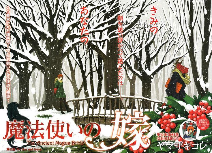 Mahou Tsukai no Yome Ch.15 Page 2 - Mangago