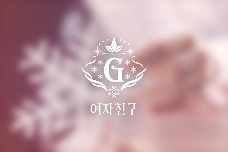 Detail gfriend snowflake logo