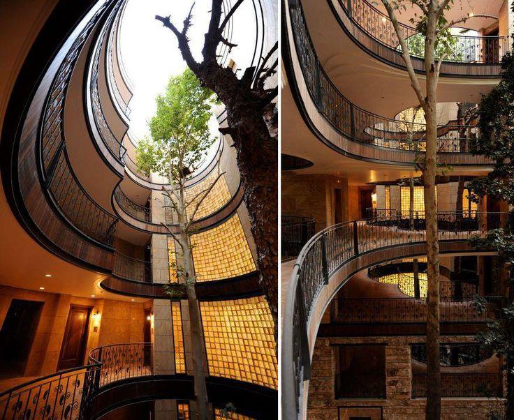 Architekti odmietli pre stavbu vyťať stromy. Vytvorili úchvatné diela! http://www.tojenapad.sk/architekti-odmietli-pre-stavbu-vytat-stromy-vytvorili-uchvatne-diela/  #strom #dom #tree #house #treeinhouse #stromvdome #architektúra #architecture #tojenapad