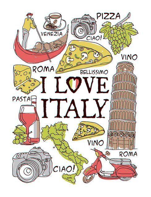 die besten 25 italien landkarte ideen auf pinterest