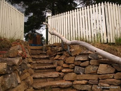 Best 27 Best Stone Step Ideas Images On Pinterest Ladders 640 x 480