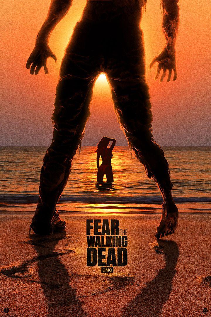 Fear The Walking Dead by John Aslarona___®___!!!!