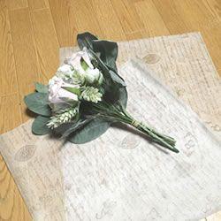 花束のラッピング方法♪簡単にできるブーケ風ラッピングのやり方解説 | NotePress