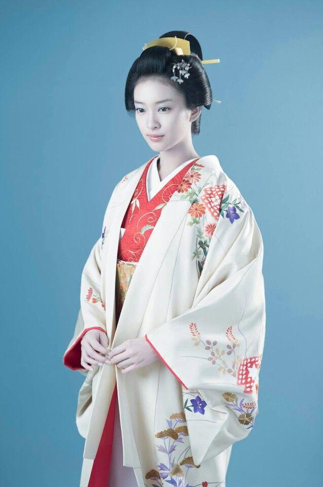 "Emi Takei in "" Chuushingura no koi """